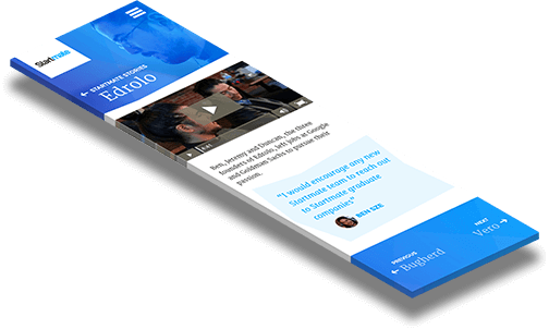 Startmate Website